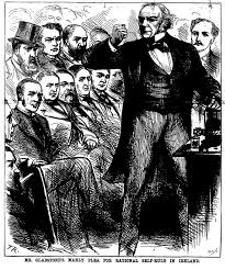 Gladstone appeals for Irish Home Rule