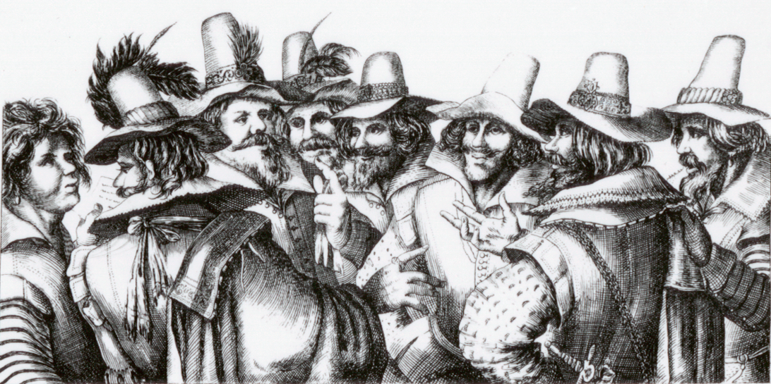 catholic single men in gunpowder A popular symbol of protest today, guy fawkes was first the face of treason because of his role in the murderous gunpowder plot of 1605.