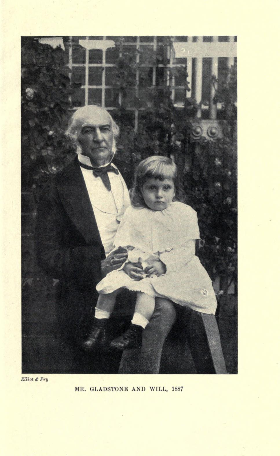 Mps in world war i william glynne charles gladstone 1885 1915 william glynne charles gladstone with his famous grandfather sciox Choice Image