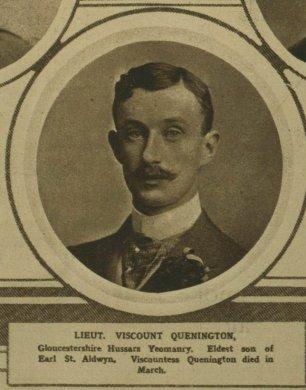 Michael Hugh Hicks-Beach, Viscount Quenington