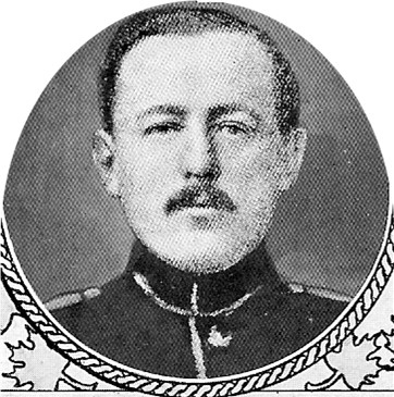 Lieutenant-Colonel Duncan Frederick Campbell