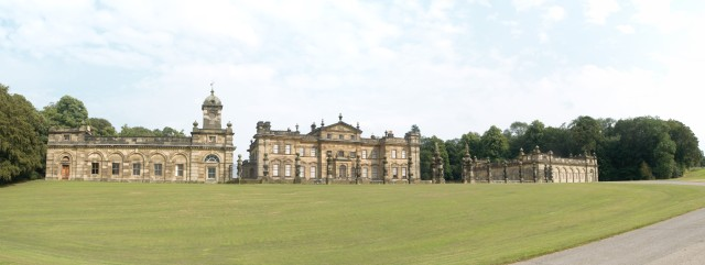 Duncombe Park, North Yorkshire (photo credit: A. Rix)