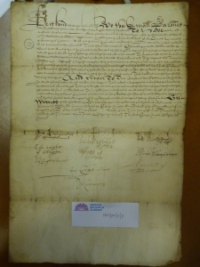 Argyll commission 1639 (Crown copyright, NRS PA7/25/3/1)