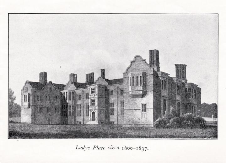 Ladye Place.