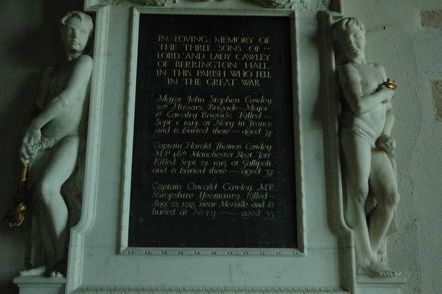 Cawleybrothersmemorial