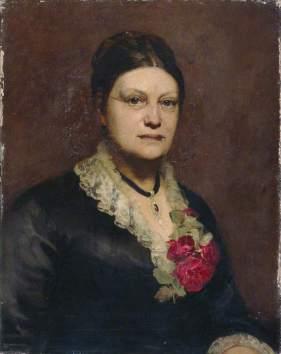 Dacre, Susan Isabel, 1844-1933; Lydia Becker