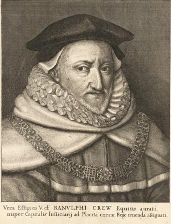 Sir Ranulphe Crewe (W. Hollar)