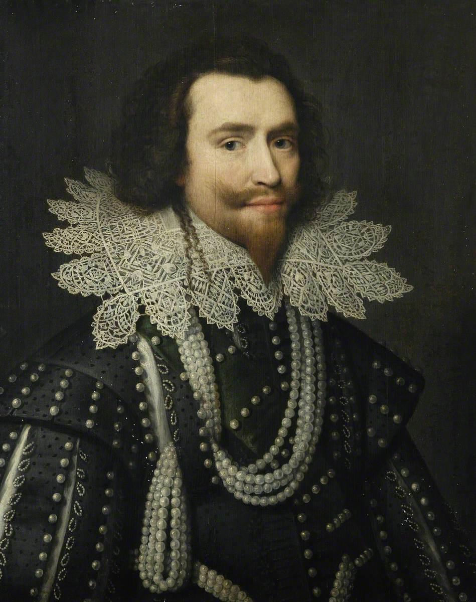 van Miereveld, Michiel Jansz., 1567-1641; George Villiers (1592-1628), 1st Duke of Buckingham